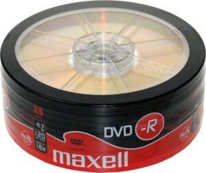 DVD-R-4.7GB-16X-SHR25-MXL