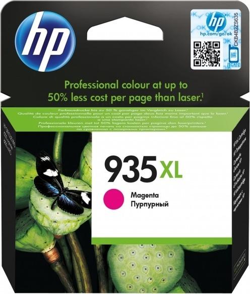 "Cartus Cerneala Original HP Magenta, nr.935XL, pentru OfficeJet Pro 6830, , incl.TV 0.11 RON, ""C2P25AE"""