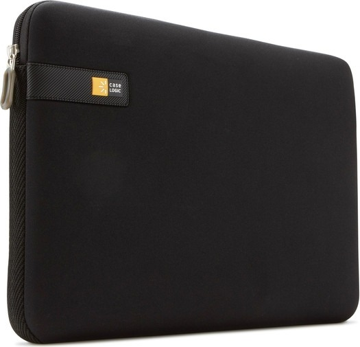"HUSA CASE LOGIC notebook 13.3″, spuma Eva, 1 compartiment, black, ""LAPS113K""/3201344"