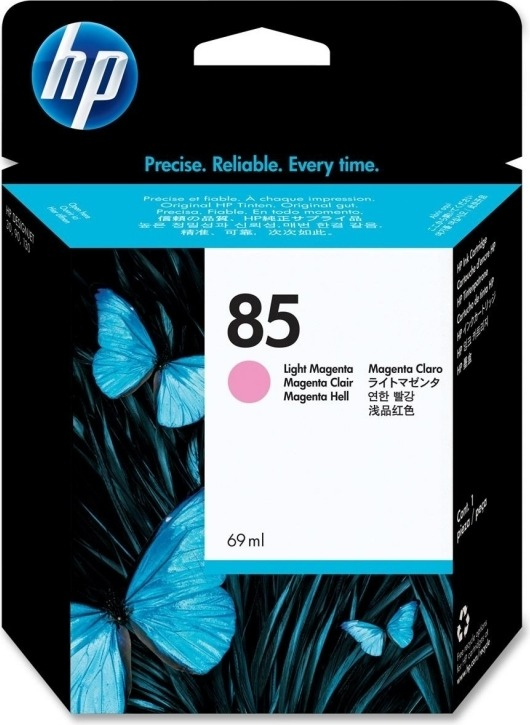 "Cartus Cerneala Original HP Ph Magenta, nr.85, pentru DesignJet 130 30 90, , incl.TV 0.11RON, ""C9429A"""