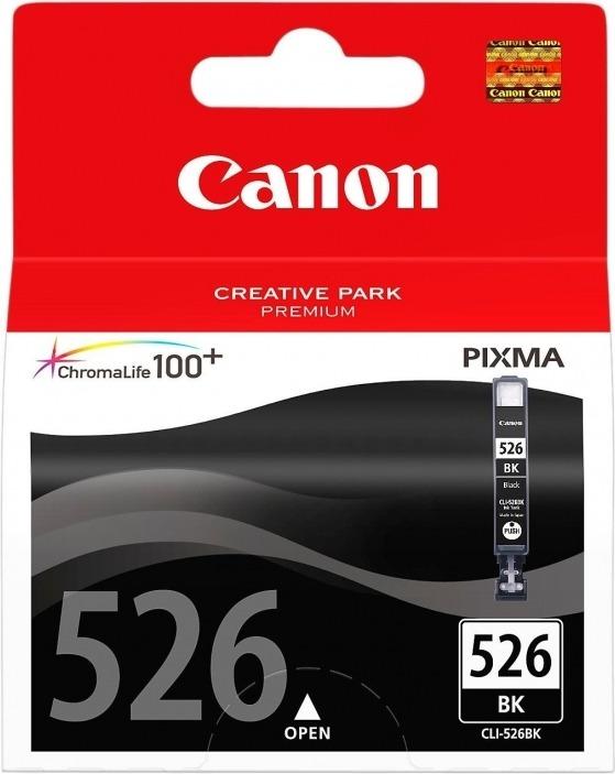 "Cartus Cerneala Original Canon Black, CLI-526B, pentru Pixma IP4850|MG5150|MG5250|MG6150|MG8150, , incl.TV 0.11 RON, ""BS4540B001AA"""