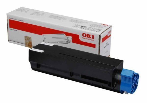 """Toner Original Oki Black, 44992402, pentru B401D B401DN MB 441DN MB 451DN MB 451DW, 2.5K, incl.TV 0 RON, """"44992402"""""""