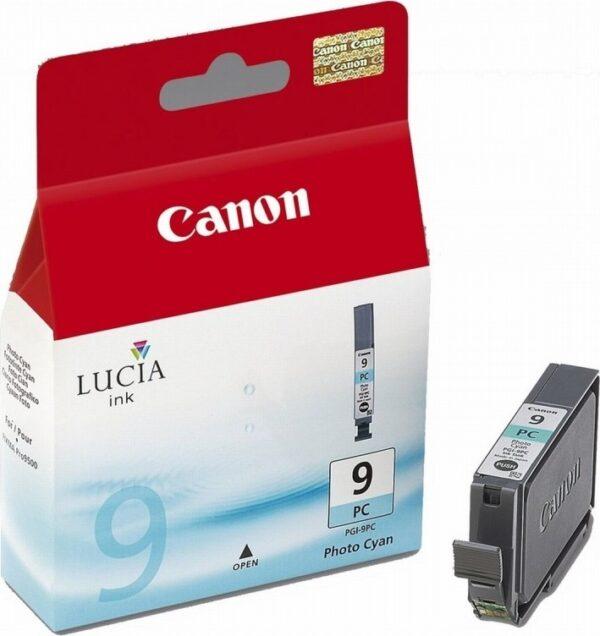 """Cartus Cerneala Original Canon Ph Cyan, PGI-9PC, pentru Pixma Pro 9500, , incl.TV 0.11 RON, """"BS1038B001AA"""""""