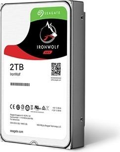 "HDD SEAGATE 2 TB, IronWolf, 5.900 rpm, buffer 64 MB, pt. NAS, ""ST2000VN004"""