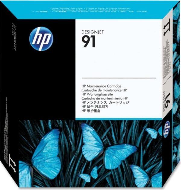 "Cartus Mentenanta Original HP , nr.91, pentru DesignJet Z6100, , incl.TV 0.11 RON, ""C9518A"""