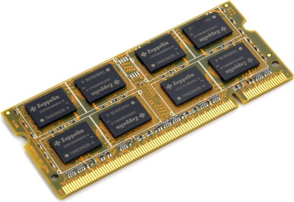 "SODIMM ZEPPELIN DDR2/800 1GB PC6400 (dual channel) ""ZE-SD21024MB800bulk"""