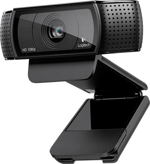 "CAMERA web LOGITECH C920, Full HD rez 1920 x 1080, USB 2.0, microfon, negru, ""960-001055"" (include TV 0.15 lei)"