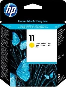 "Cap Printare Original HP Yellow, nr.11, pentru DesignJet 500|600|CP1700|2xxx, , incl.TV 0.11 RON, ""C4813A"""