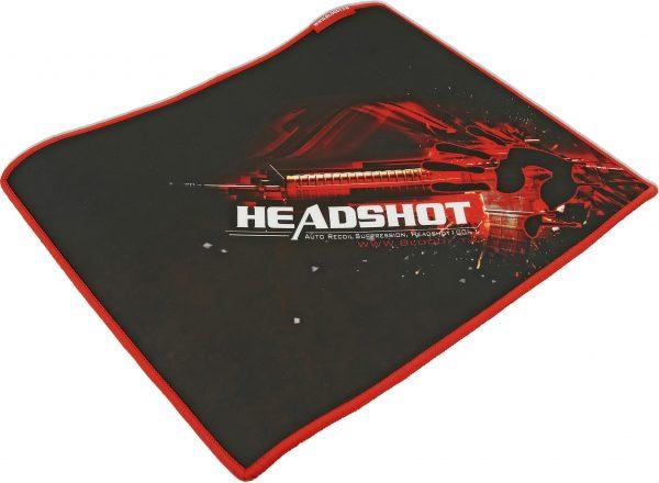 "MousePAD A4TECH – gaming, cauciuc si material textil, 275 x 225 x 4 mm, imagini, ""B-072"""