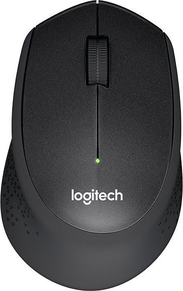 "MOUSE LOGITECH, ""M330 Silent"", PC sau NB, wireless, 2.4GHz, optic, 1000 dpi, butoane/scroll 3/1, , negru, ""910-004909"" (include TV 0.15 lei)"