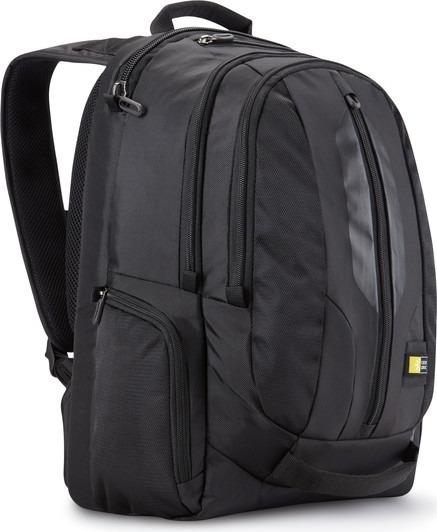"RUCSAC CASE LOGIC, pt. notebook de max. 17.3″, 2 compartimente, buzunar frontal x 3, buzunar lateral x 2, buzunar dorsal, waterproof, volum 30 litri, nylon, negru, ""RBP-217 BLACK"" / 3201536"