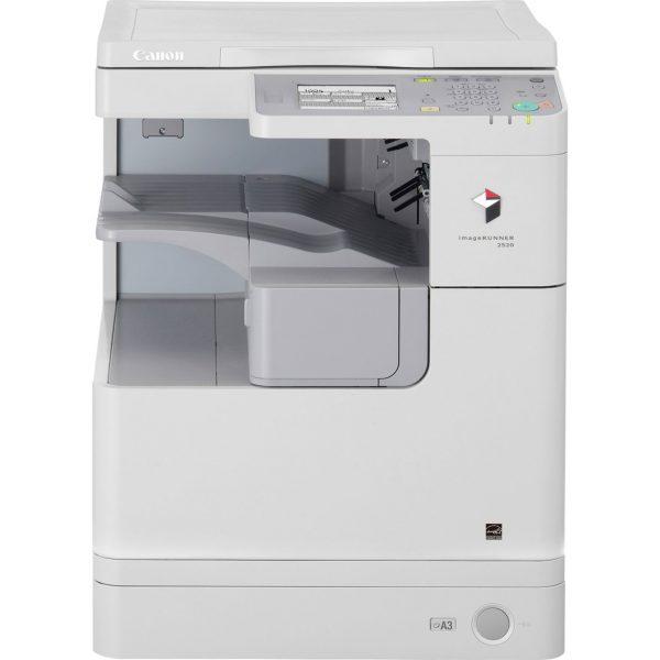 "Multifunctional Laser Mono Canon IR2520, A3, Functii: Impr. Scan. Cop., Viteza de Printare Monocrom: 20ppm, Viteza de printare color: , Conectivitate:USB Ret, Duplex:Da, ADF:Nu(incl.TV 20RON) ""CF3796B003AA"""