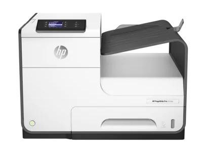 "Imprimanta Inkjet Color HP ProWide 452DW, A4, Functii: Impr., Viteza de Printare Monocrom: 40ppm, Viteza de printare color: 40ppm, Conectivitate:USB|Ret|WiFi, Duplex:Da, ADF:Nu(incl.TV 23.76RON) ""D3Q16B"""