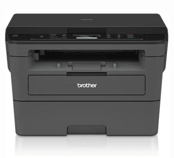 "Multifunctional Laser Mono BROTHER DCP-L2512D, A4, Functii: Impr. Scan. Cop., Viteza de Printare Monocrom: 30ppm, Viteza de printare color: , Conectivitate:USB, Duplex:Da, ADF:Nu(incl.TV 8RON) ""DCPL2512DYJ1"""