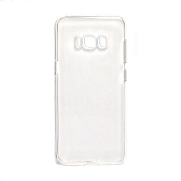 "Husa telefon SuperTransparenta Spacer pentru Samsung S8, ""SPT-STS-SA.S8"""