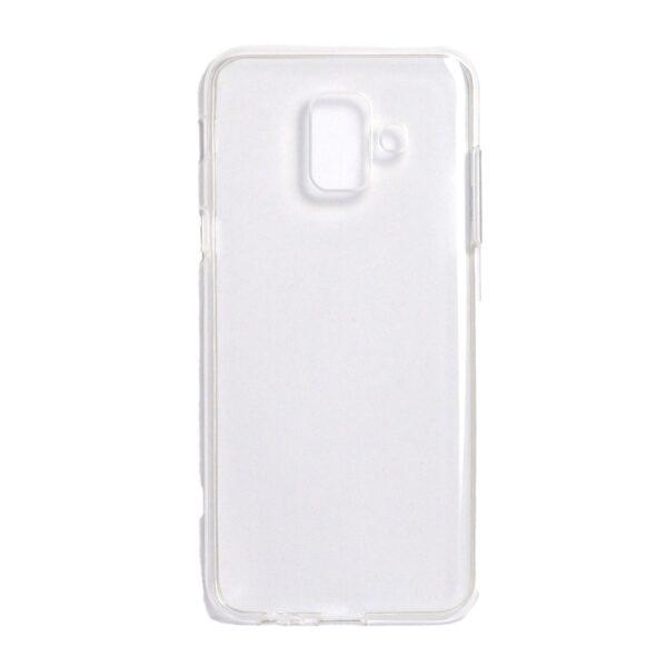 "Husa telefon SuperTransparenta Spacer pentru Samsung A6 DUOS 2018, ""SPT-STS-SA.A6D2018"""