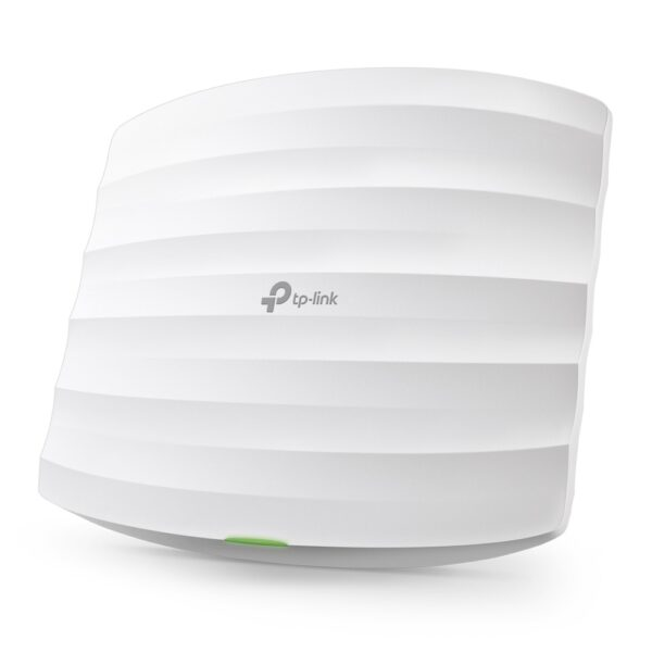 "ACCESS POINT TP-LINK wireless 300Mbps, port 10/100Mbps, 2 antene interne, PoE, montare pe tavan ""EAP115"""