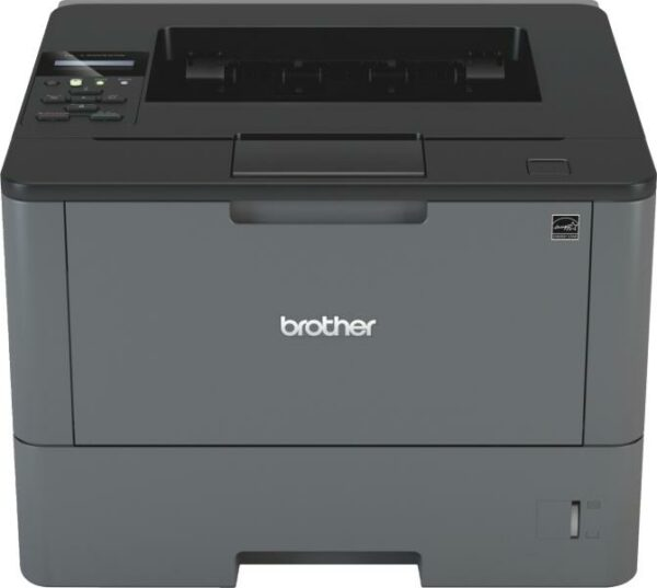 "Imprimanta Laser Mono BROTHER HL-L5000DW, A4, Functii: Impr., Viteza de Printare Monocrom: 40ppm, Viteza de printare color: , Conectivitate:USB|Ret|WiFi, Duplex:Da, ADF:Nu(incl.TV 8RON) ""HLL5200DWYJ1"""