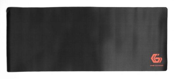 "MousePAD GEMBIRD – gaming, cauciuc si material textil, 900 x 350 x 3 mm, negru, ""MP-GAME-XL"""