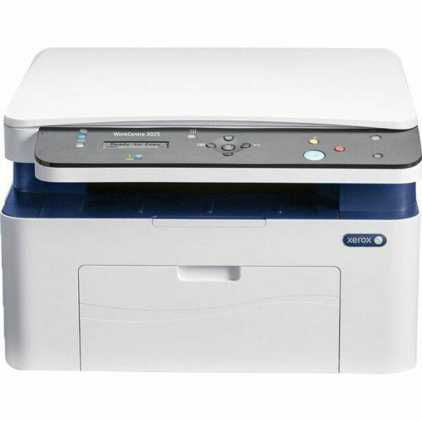 "Multifunctional Laser Mono XEROX WorkCentre 3025B, A4, Functii: Impr.|Scan.|Cop., Viteza de Printare Monocrom: 20ppm, Viteza de printare color: , Conectivitate:USB|WiFi, Duplex:Nu, ADF:Nu(incl.TV 8.25RON) ""3025V_BI"" (include TV 8.00 lei)"