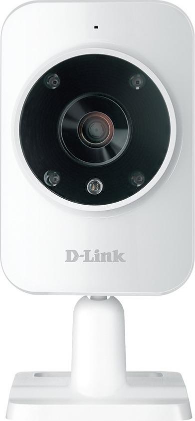 "CAMERA IP D-Link, stand, pt. interior, dist. IR 5 m, tip lentila fixa 2.38 mm, 1 Mpx, wi-fi, microfon da, PoE nu, carcasa plastic, slot SD card nu, ""DCS-935L"""
