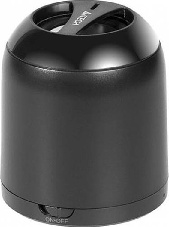 "BOXE Bluetooth A4TECH RMS: 3W, built-in Li 300mAh, hand-free phone answering, Aux input, USB power, Black, ""BTS-01"""