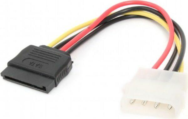 """CABLU alimentare GEMBIRD, adaptor Molex la 1 x S-ATA, 15cm, """"CC-SATA-PS"""" (include TV 0.06 lei)"""