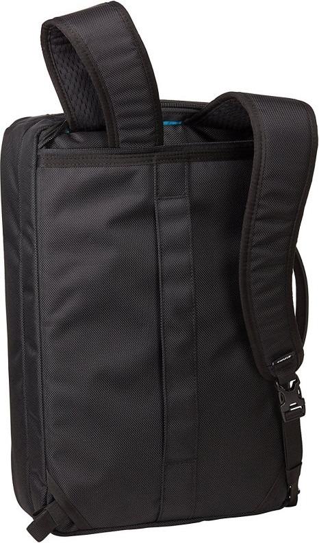 "GEANTA & RUCSAC THULE, pt. notebook de max. 15.6 inch, 2 compartiment, buzunar frontal, waterproof, poliester, negru, ""TACLB-116 BLACK"" / 3203625"
