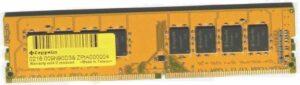 ZE-DDR4-8G2400b