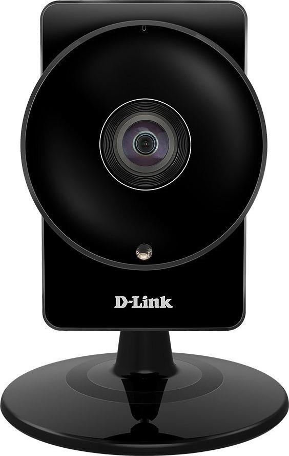 "CAMERA IP D-Link, stand, pt. interior, dist. IR 5 m, tip lentila fixa 1.72 mm, 1 Mpx, wi-fi, microfon da, PoE nu, carcasa plastic, slot SD card da, ""DCS-960L"""