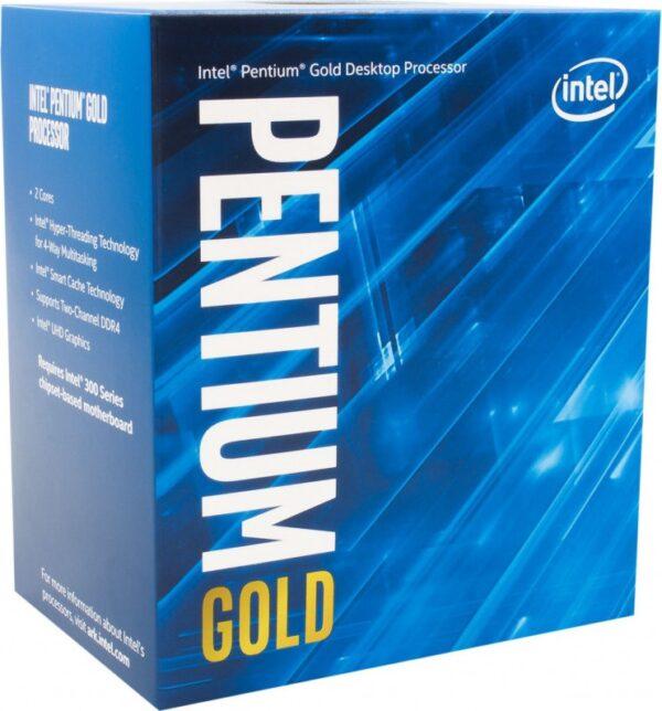 "CPU INTEL, skt. LGA 1151 Intel Pentium, G5400, frecventa 3.7 GHz, turbo 3.7 GHz, 2 nuclee, putere 58 W, cooler, ""BX80684G5400"" (include TV 0.15 lei)"