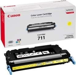 """Toner Original Canon Yellow, CRG-711Y, pentru LBP 5300 LBP 5360 MF 9130 MF 9170 MF 9220CDN MF 9280CDN, 6K, incl.TV 0.8 RON, """"CR1657B002AA"""""""