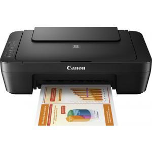"""Multifunctional Inkjet Color Canon PIXMA MG2550S, A4, Functii: Impr. Scan. Cop., Viteza de Printare Monocrom: 8ppm, Viteza de printare color: 4ppm, Conectivitate:USB, Duplex:Nu, ADF:Nu(incl.TV 7.5RON) """"CH0727C006BA"""""""