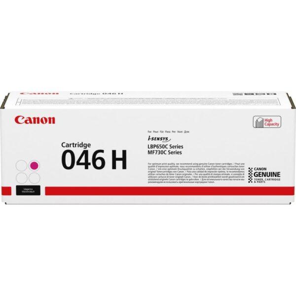"Toner Original Canon Magenta, CRG-046HM, pentru LBP-653 LBP-654 MF-732 MF-734 MF-735, 5K, incl.TV 0.8 RON, ""CR1252C002AA"""