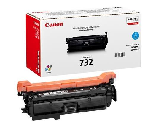 "Toner Original Canon Cyan, CRG-732C, pentru LBP-7780, 6.4K, incl.TV 0.8 RON, ""CR6262B002AA"""