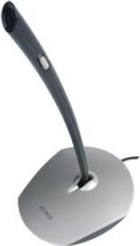 """MICROFON A4TECH desktop, buton on/off mute, ajustabil """"MI-10"""" (include TV 0.02 lei)"""