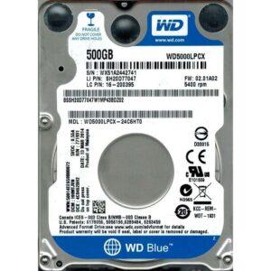 WD5000LPCX