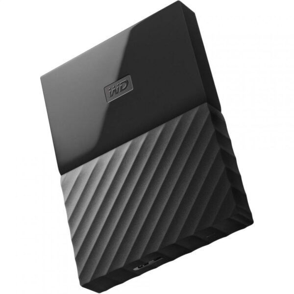 "HDD WD EXTERN 2.5″ USB 3.0 1TB MY PASSPORT Black ""WDBYNN0010BBK-WESN"""