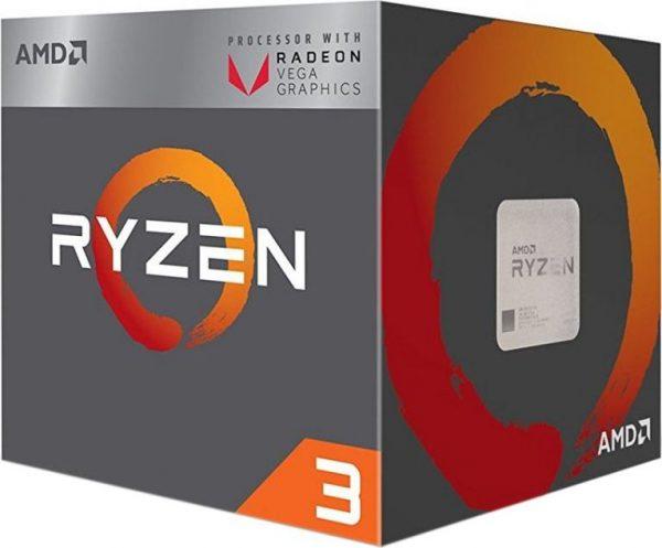 "CPU AMD skt AM4 Ryzen 5 2400G 3.60Ghz, 6MB cache, 65W, BOX ""YD2400C5FBBOX"""