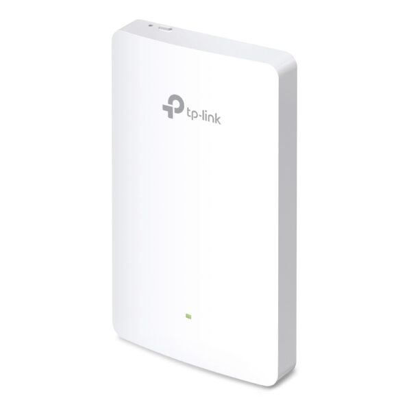 """ACCESS POINT TP-LINK wireless 1200Mbps, 3 x port 10/100Mbps, 2 antene interne, alimentare PoE, montare pe perete """"EAP225-Wall"""" (include TV 1.5 lei)"""