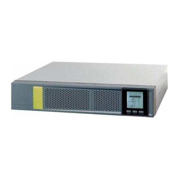 "UPS SOCOMEC Line Int. cu Sinusoida Pura, rack, 2000VA/1600W, AVR, 8 x socket IEC, display LCD, 2 x baterie 24V/9Ah, incarcare 8h, conector USB, port RS232, combo RJ45, rackabil, ""Netys PR-E 2000VA"" ""NPR-2000-RK"""