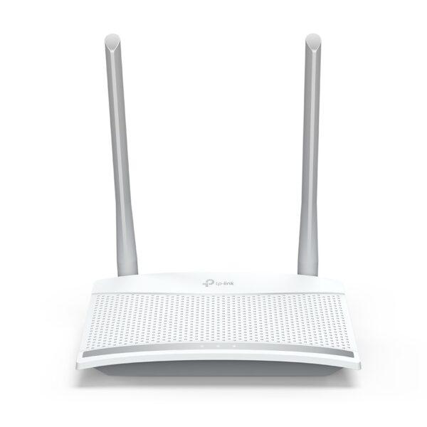 """ROUTER TP-LINK wireless 300Mbps, 2 porturi 10/100Mbps, 2 antene externe, 2T2R """"TL-WR820N"""""""