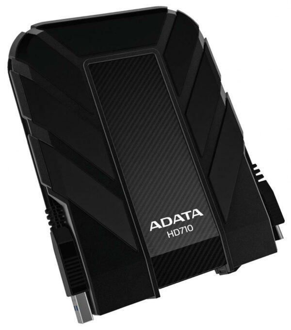 "HDD ADATA EXTERN 2.5″ USB 3.1 2TB HD710 Pro Black ""AHD710P-2TU31-CBK"" (include TV 0.75 lei)"