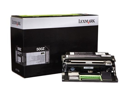 "Drum Unit Original Lexmark Black, 50F0Z00, pentru MS310 MS410 MS510 MS610 MX310 MX410 MX510 MX511 MX611, 60K, incl.TV 0.8 RON, ""50F0Z00"""
