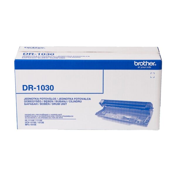 "Drum Unit Original Brother Black, DR1030, pentru DCP-1510|1610|HL-1110|1210|1212|MFC-1810|1910, 10K, incl.TV 0 RON, ""DR1030"""