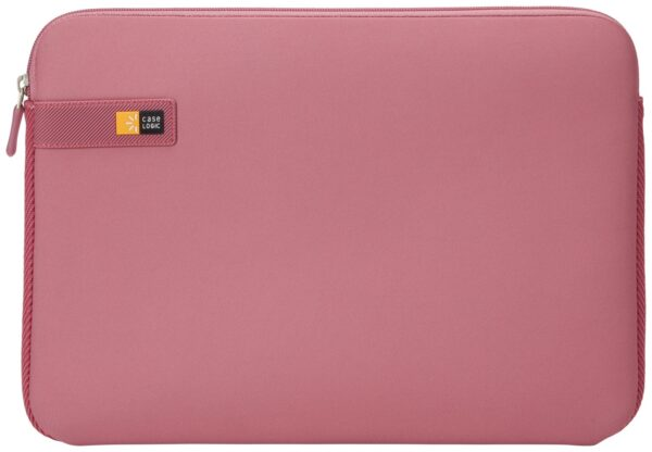 "HUSA CASE LOGIC notebook 13.3″, spuma Eva, 1 compartiment, roz, ""LAPS113 HEATHER ROSE/3203750"""