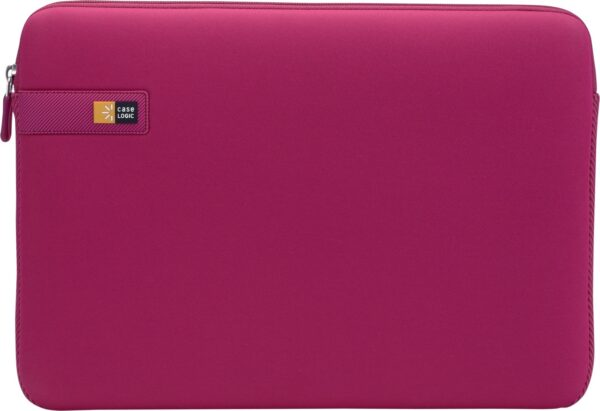 "HUSA CASE LOGIC notebook 13.3″, spuma Eva, 1 compartiment, pink, ""LAPS113 PINK/3201346"""