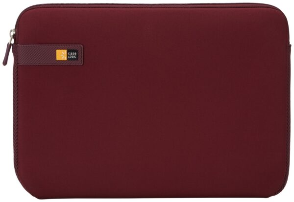 "HUSA CASE LOGIC notebook 13.3″, spuma Eva, 1 compartiment, visiniu , ""LAPS113 PORT ROYALE/3203752"""