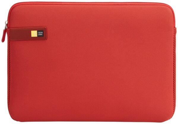 "HUSA CASE LOGIC notebook 14″, spuma Eva, 1 compartiment, rosu, ""LAPS114 BRICK/3203525"""