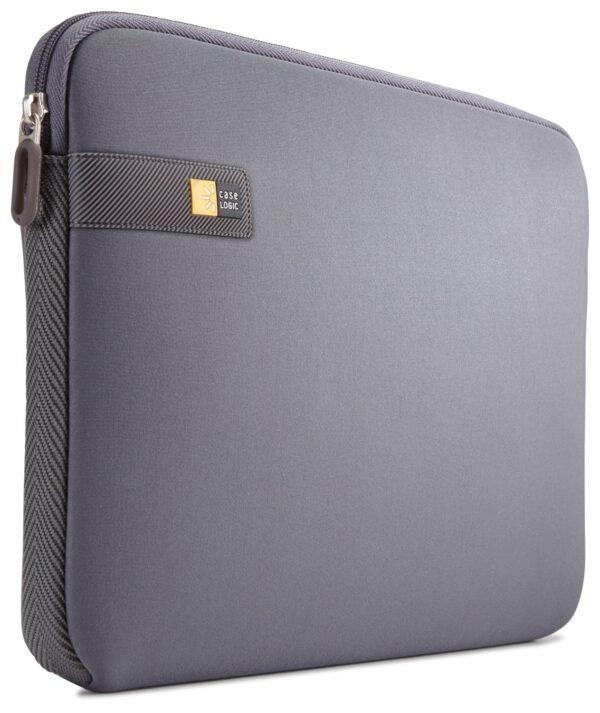 "HUSA CASE LOGIC notebook 14″, spuma Eva, 1 compartiment, gri, ""LAPS114 GRAPHITE/3203253"""